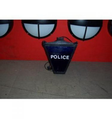 Exterior Police Lamp