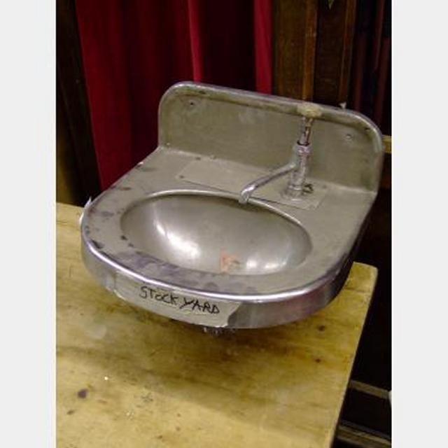 Stainless Steel Prison Sink