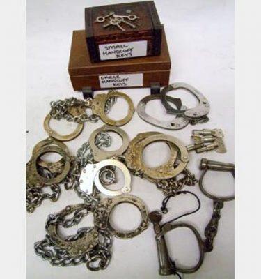 Handcuffs  Assorted