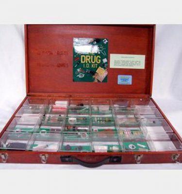 Drug Identification Kit In Case