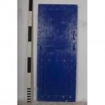 Prison Door Blue 1960X750