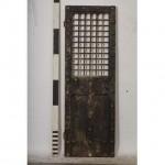 Wooden Wild West Prison Door 1810X600