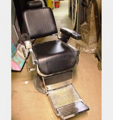 Barbers Chair 1100X680X1250