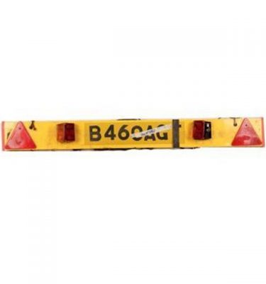 Number Plate & Brake Light Attachment 170X1401