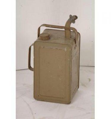 Petrol Can 290X150X140