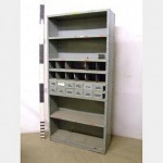 Dexion Shelves And Pigeon Hole Cabinet  915 X 1905 X 305