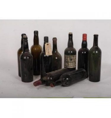 Period Wine Bottles