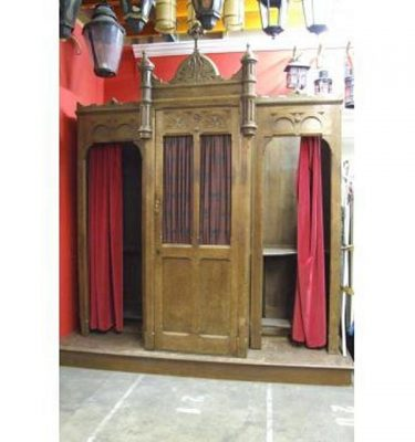 Confessional 2700X2400X1145