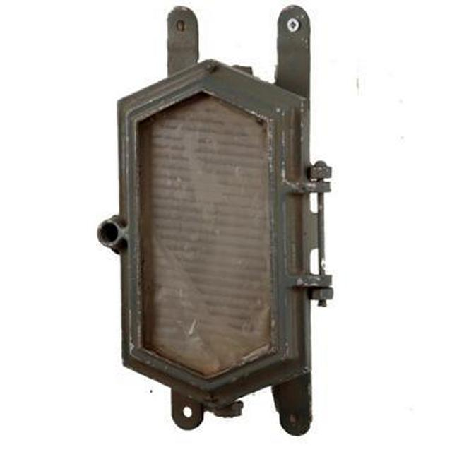 Commercial Lighting Hire: 0870027 Industrial Wall Mounted Light Fitting X2