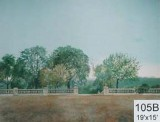 Backdrop 105B Summer Parkland 19'X15'