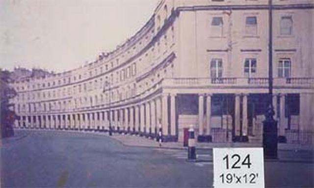 Backdrop 124 Georgian Crescent 19'X12'