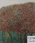 Backdrop 127A Blossom Fruit Trees 13'X18'
