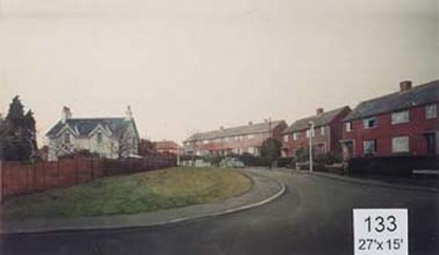 Backdrop 133 Suburban Street 27'X15'