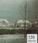 Backdrop 139 Suburban House Snow 10'X12'
