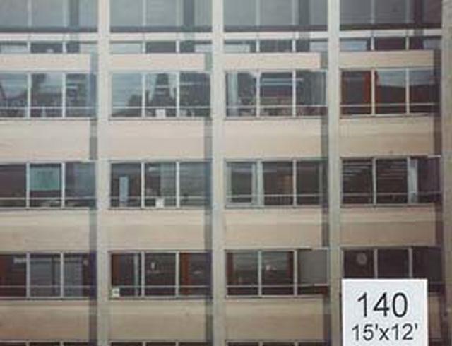 Backdrop 140 Office/College/School Block 15'X12'