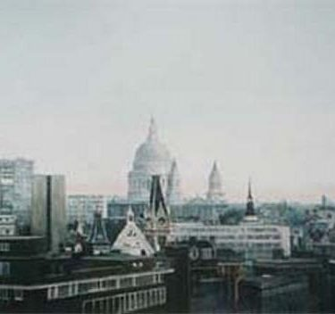 Backdrop 141 London City Skyline St Pauls 30'X15'