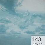 Backdrop 143 Cloudy Sky 12'X12'