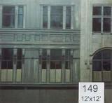 Backdrop 149 Office Windows 12'X12'
