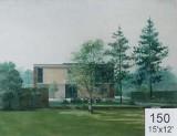 Backdrop 150 Detached Modern House 15'X12'