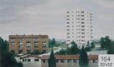 Backdrop 164 City Tower Block 20'X12'