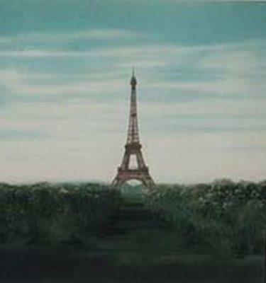 Backdrop 181 Eiffel Tower 15'X12'