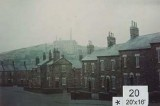 Backdrop 20 Mill Workers Terraced Cottages 20'X16'