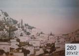Backdrop 260 Hillside Village Mediterranean Middle East 20'X12'