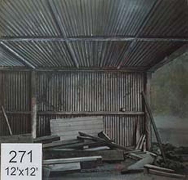 Backdrop 271 Shipyard Warehouse 12'X12'