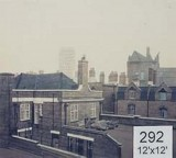 Backdrop 292 Terraced Street Roof View 12'X12'