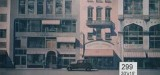 Backdrop 299 Art Deco Shopfronts 1920 America 30'X15'