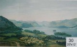 Backdrop 30 Scottish Loch Lake District 20'X12'