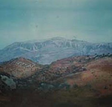 Backdrop 318B Mountain Landscape 25'X18'