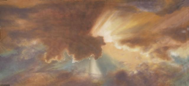 Backdrop 347 Dramatic Cloudy Sky 12'X6'