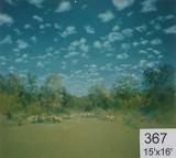 Backdrop 367 Spring Summer Garden 15'X16'