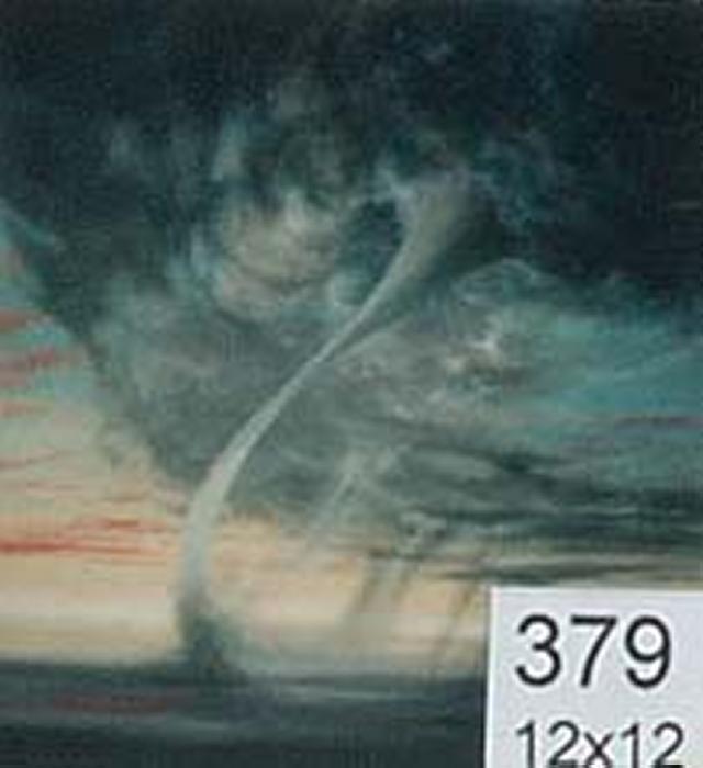 Backdrop 379 Stormy Tornado Sky 12'X12'