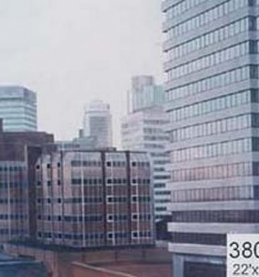 Backdrop 380A High Rise Cityscape 22'X15'