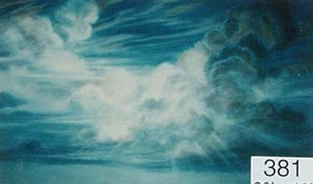 Backdrop 381 Dramatic Cloudy Sky 20'X12'