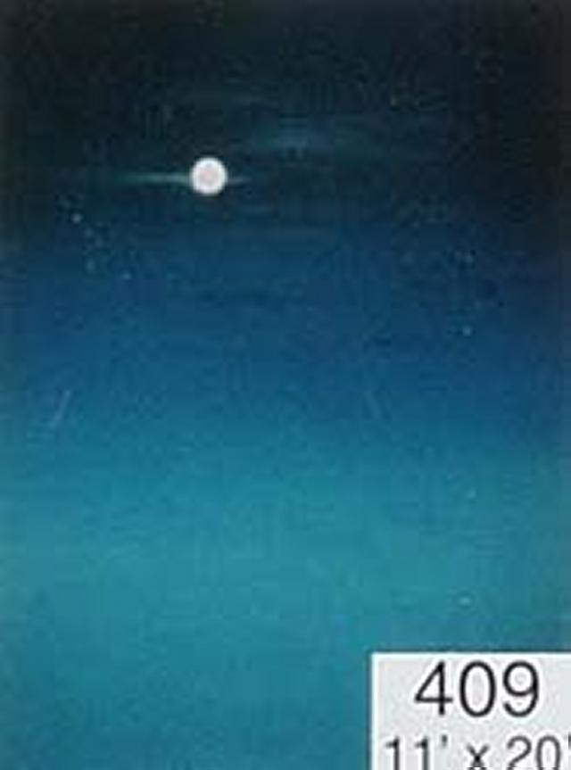 Backdrop 409 Night Sky With Full Moon 11'X20'