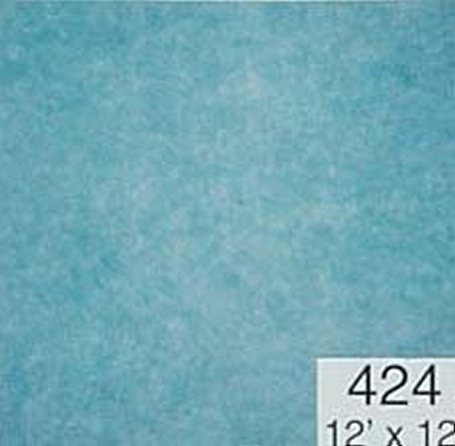 Backdrop 424 Blue Green Turquoise 12'X12'