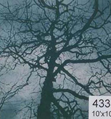 Backdrop 433 Autumn Winter Tree 10'X10'