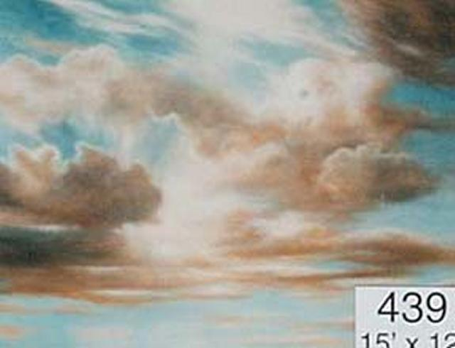 Backdrop 439 Dramatic Cloudy Sky 15'X12'