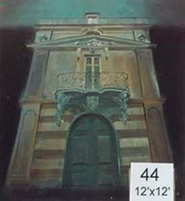 Backdrop 44 Grand Paris Building 12'X12'