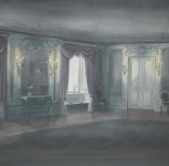 Backdrop 444 Elegant Grand Salon Lounge Ballroom 15'X15'