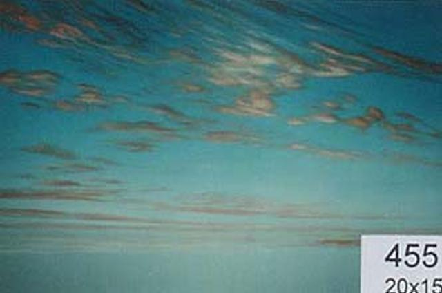Backdrop 455 Sunset Sunrise Sky With Clouds 20'X15'