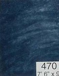 Backdrop 470 Dark Grey Slate Blue 7.5'X9'