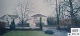 Backdrop 489 Suburban Houses 26'X12'