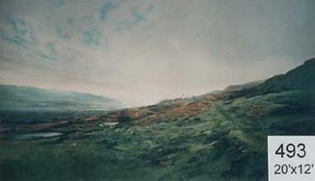 Backdrop 493 Lake District Hills 20'X12'