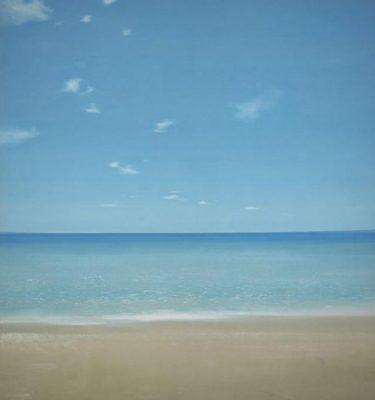 Backdrop 497 A   Sand, Sea & Sky  12'X15'
