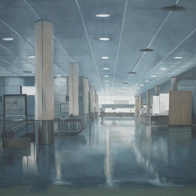 Backdrop 524 Open Plan Office 15'X15'