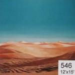 Backdrop 546 Desert Sand Dunes 12'X15'
